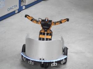 Maximus - Autonomous racing robot.