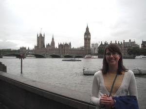 Westminster Palace & Big Ben!
